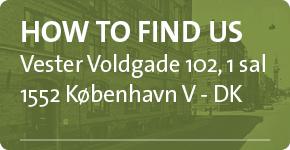 Vester Voldgade 102, 1.sal, København V